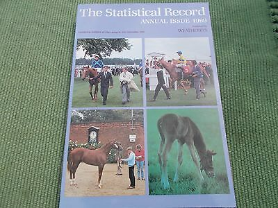 The Statistical Record Annual Issue - 1990