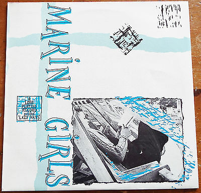 Marine Girls Lazy Ways Vinyl LP Album Record B RED 44 Cherry Red Records (1983)