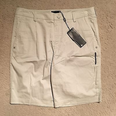Porsche Design Sport Water-Repellent Multi Function Shorts - White RRP: €160.00