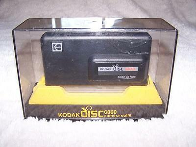 Vintage Kodak Disc 6000 Camera Outfit Original Packaging Receipt & Instuctions!