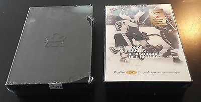 Canada 1996 and 1997 Sterling Silver Proof Sets - Unopened
