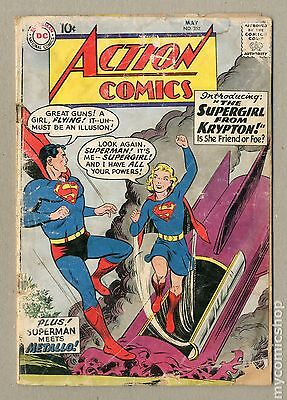 Action Comics (1938 DC) #252 FR 1.0 RESTORED
