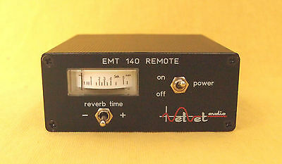 EMT 140 240 Remote  +  PSU Option   comes with pinouts for remote and plate