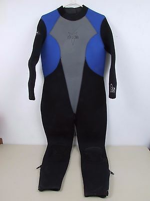 Ladies Size 10+ Dive Suit. 7 mm Cold Water Protection.