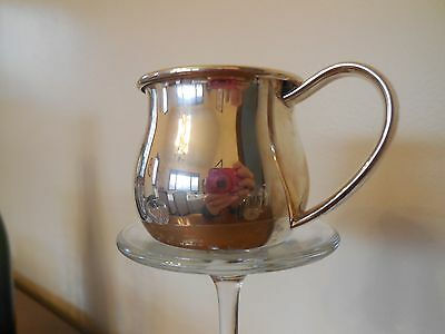 Lunt Sterling Bulged Baby Cup 5oz  NEW