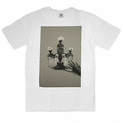 Tropic Of Cancer Offical Tour T-Shirt Small Brand New/blackest Ever Black