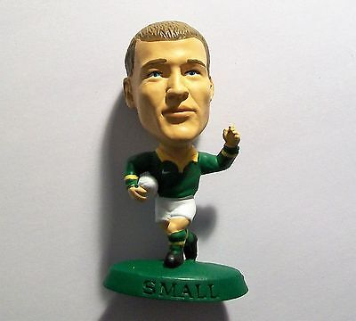 Corinthian Shell Headliners SOUTH AFRICA Rugby SMALL SH001 Loose No Card