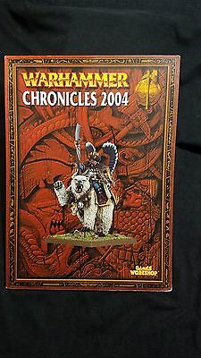 Warhammer Fantasy Armies Chronicles 2004 : Rules 4: Eltharion, Crom, & Valten