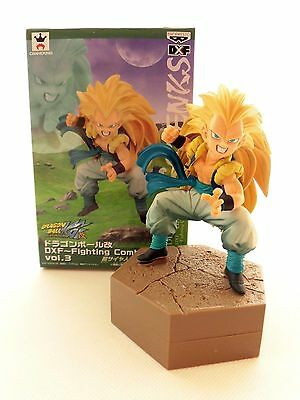 Dragonball Gotenks DXF Fighting Combo figure Authentic Japan excl MIB UK seller
