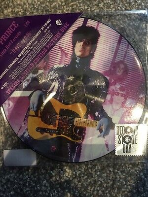 """Prince - Little Red Corvette / 1999 - Rsd 2017 - Limited Edt Picture Disc 7"""" New"""