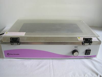 Fisher Scientific 614A Ultraviolet Trans Illuminator UV 6 x 14 inch Variable Lab