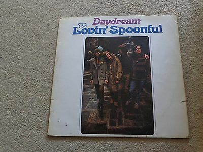 "THE LOVIN' SPOONFUL - DAYDREAM - 12"" PYE Vinyl Lp  1966   A1 B1"