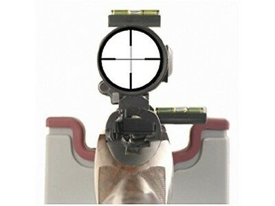 NEW Wheeler Engineering Level-Level-Level Scope Crosshair Leveling Tool 113088
