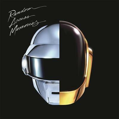 Daft Punk - Random Access Memories Vinyl LP (2) Smi Col NEW