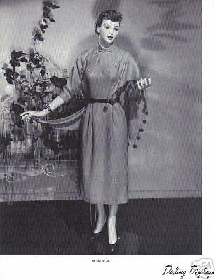 1937 CHARMANT MANNEQUIN Display Photo Advertising M380W Classic Vintage Fashion
