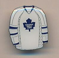 Toronto Maple Leafs Road Jersey Pin 2015-16