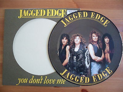 "Jagged Edge - You Don't Love Me - Numbered 12"" Vinyl Picture Disc Single"