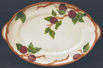 "Franciscan APPLE (MADE IN USA) 19"" Oval Serving Platter 6711046"