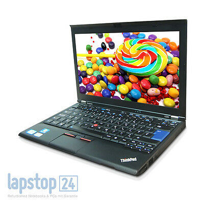 Lenovo ThinkPad X220 Core i5-2520M 2,5GHz 2GB 160GB Windows7 Pro Webcam WLAN *