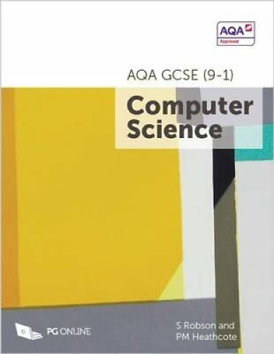 AQA GCSE (9-1) Computer Science by S. Robson 9781910523094 (Paperback, 2016)