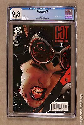 Catwoman (2002 3rd Series) #52 CGC 9.8 1465796018