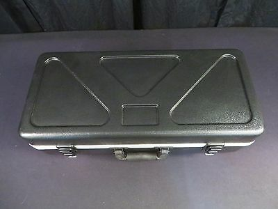 Premium Black Trumpet case with Aluminum Trim, Bulk Warehouse Deal, SAVE!