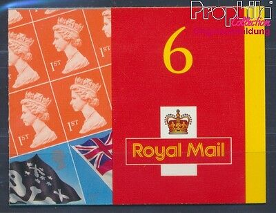 United Kingdom MH0-257 unmounted mint / never hinged 2001 Flags (8470521