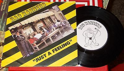"Bad Manners ""just A Feeling"" 45 Giri 7"" - 1980 Made In England"