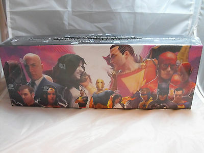 Vs System Dc Infinite Crisis Collectors Set Sealed Box