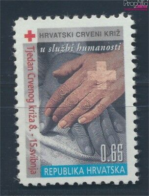 Croatia Z93D unmounted mint / never hinged 1997 Red Cross (8688135
