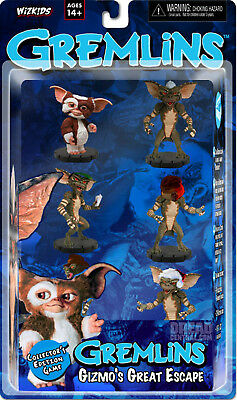 HEROCLIX - Gremlin's 'Gizmo's Great Escape' Game #NEW