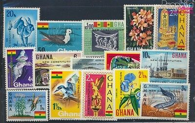 Ghana 367-381 unmounted mint / never hinged 1969 Constitution (8777070