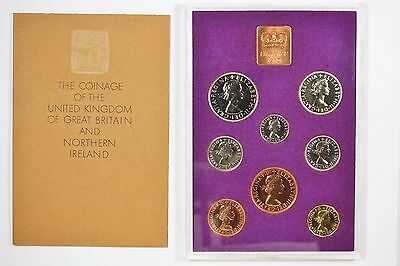 1970 Old Coinage Of Great Britain & Northern Ireland Proof Set
