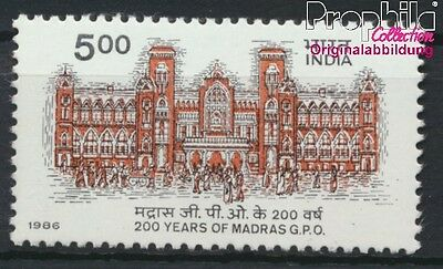 India 1063 unmounted mint / never hinged 1986 Post Office (8882737