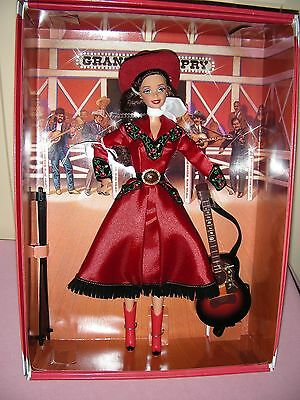 Grand Ole Opry - First in a Series - Country Rose Barbie - 1997