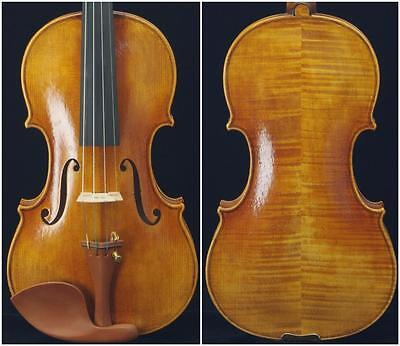 Guarneri 1742 Lord Wilton 4/4 Violin #6760.European wood Masterpiece