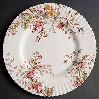 Booths WASHINGTON (MULTICOLOR, RIBBED) Luncheon Plate 9841062