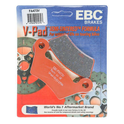EBC V Semi-Sintered Brake Pads Rear #FA473V Can-Am Spyder RS/Spyder RT 2010-2012