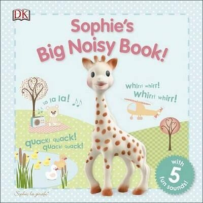 Sophie's Big Noisy Book! by DK 9780241198704 (Board book, 2015)