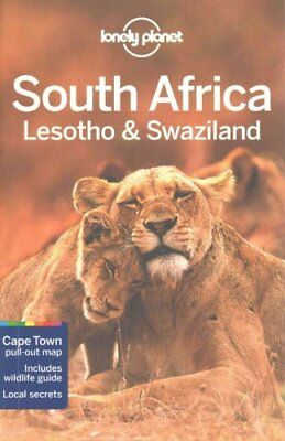 Lonely Planet South Africa, Lesotho & Swaziland by Lonely Planet 9781743210109