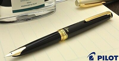 [Extra Fine nib] Pilot NAMIKI Elite 95s Fountain Pen Black 14K EF New Japan