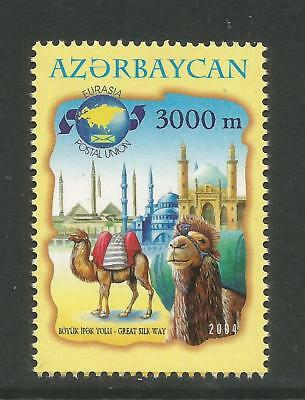 Azerbaijan 2004 THE GREAT SILK ROUTE.  MOSQUES & CAMELS** MNH. COMPLETE SET