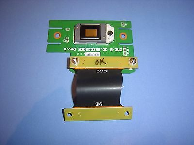 Smart UF75 Projector DMD chip 1076-6339B Tested Working REF RX8