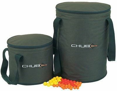 Chub NEW Coolstyle Waterproof Fully Insulated Carp Fishing Bait Bucket- Free P+P