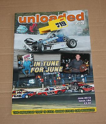 Unloaded 7.3 magazine, Issue 164, June 2013
