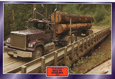 Mack  RW Superliner    1978                   Glossy   Picture (T517)