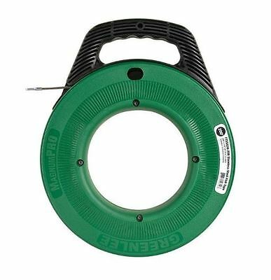 Greenlee Stainless Steel Fish Tape # FTSS438-200 - NEW