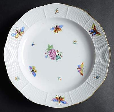 Herend VICTORIA Pink Peony Dinner Plate 10134450