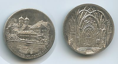 GY719 - Medaille 1000 Jahre Kloster Seeon 994-1994 Seeon-Seebruck Bayern