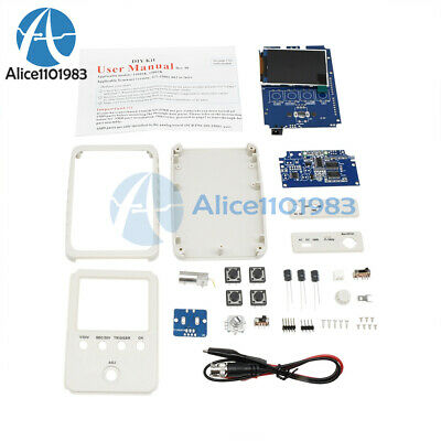 DS0150 15001K DSO-SHELL Digital Electronic Oscilloscope Set With Housing DIY Kit